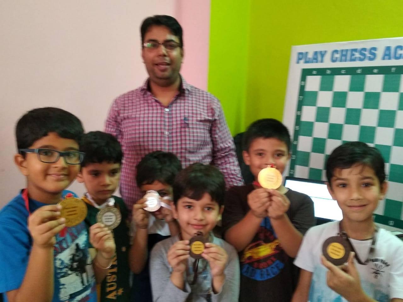 Gurgaon Monthly Tournament