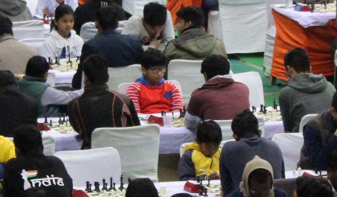 Delhi Open Tournament, January 2019